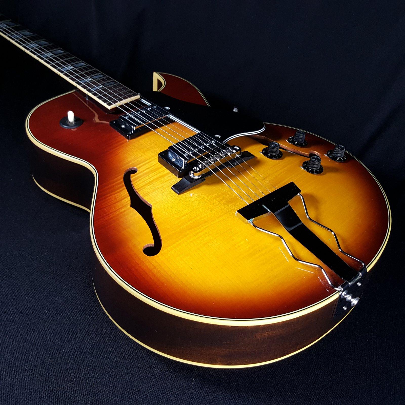 Used Ibanez 2355 Lawsuit 1977 Guitar Sunburst with OHSC