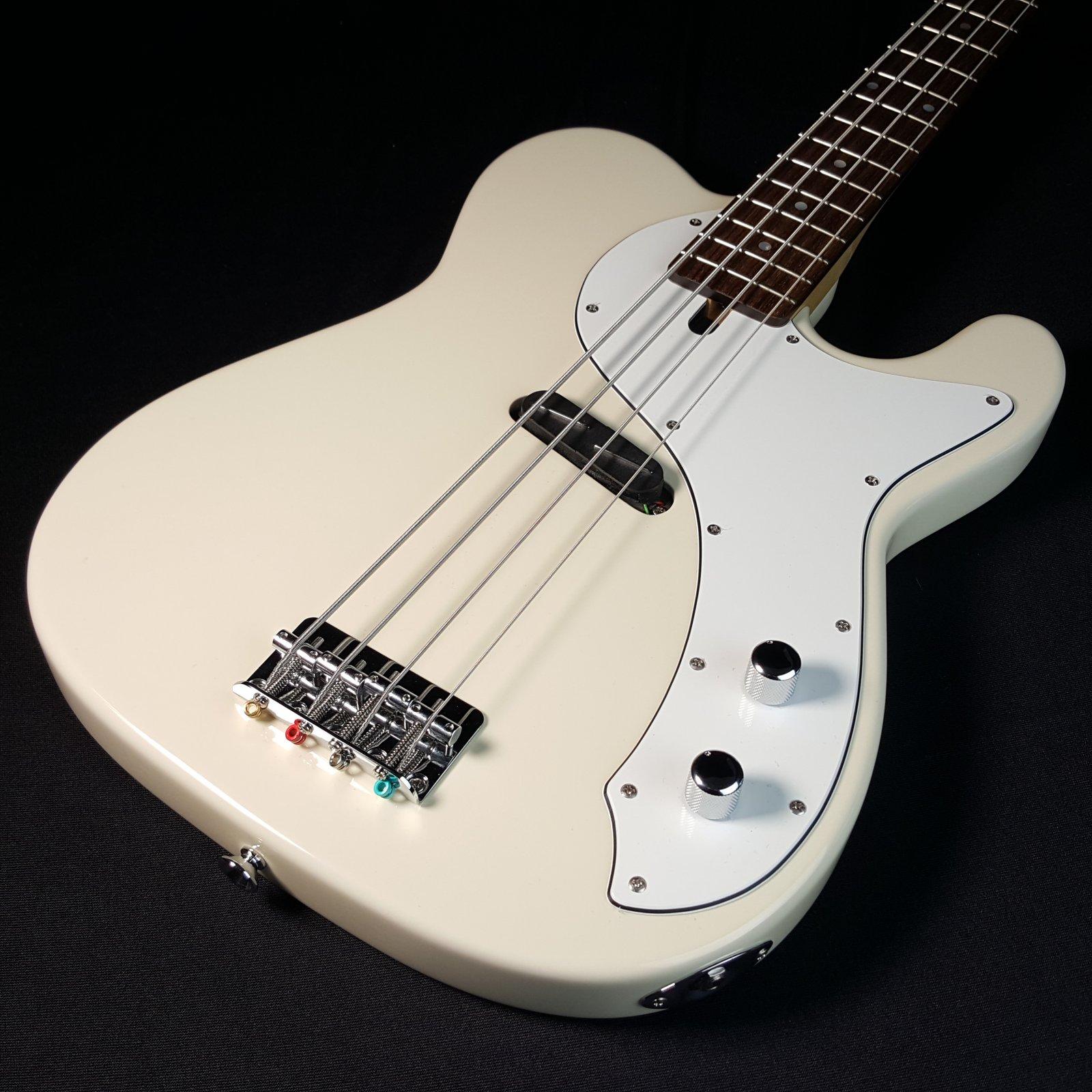 Maruszczyk Mr. Tee 4p 4 String Bass Vintage White