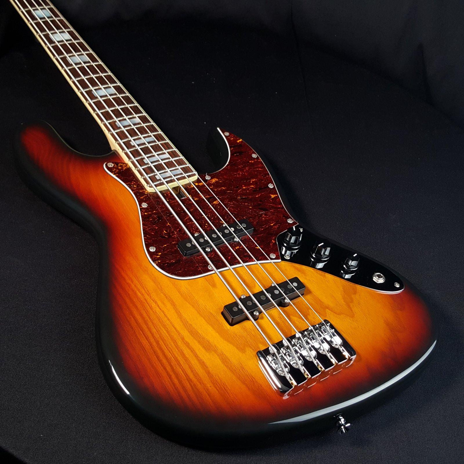 Maruszczyk Elwood 5p 5 String Bass 3 Tone Sunburst