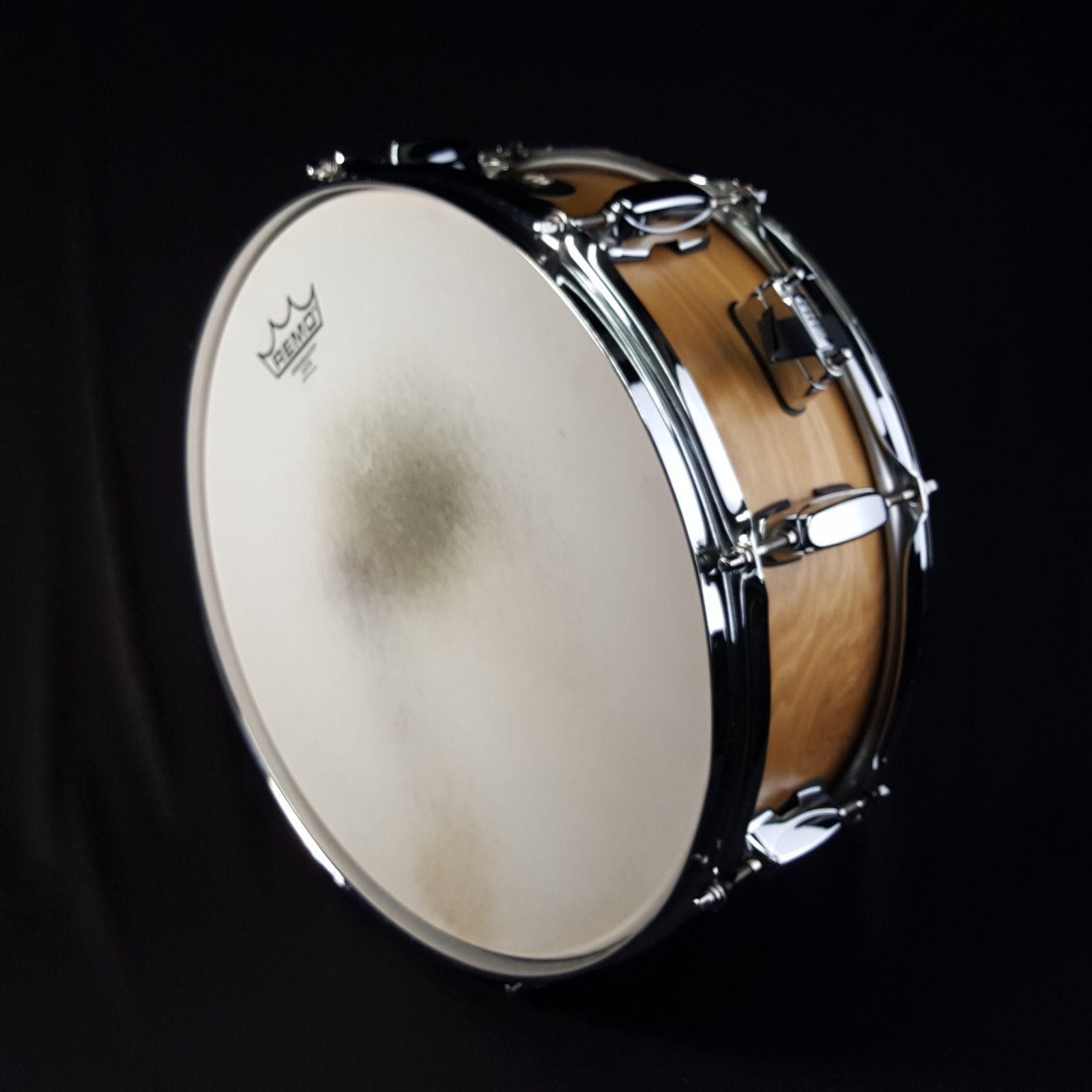 Tama Silverstar Limited Edition Birch Snare Drum 5 x 14 2013 Tamo Ash
