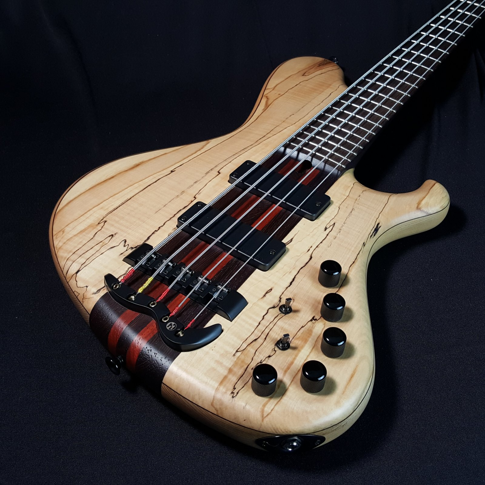 Maruszczyk Paddock 5a 5 String Neck Through Body