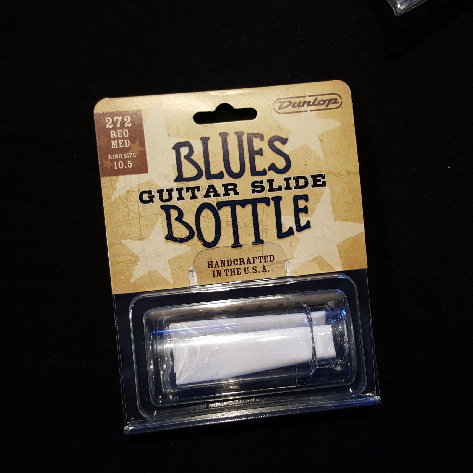 Dunlop 272 Blues Bottle Slide Size 10
