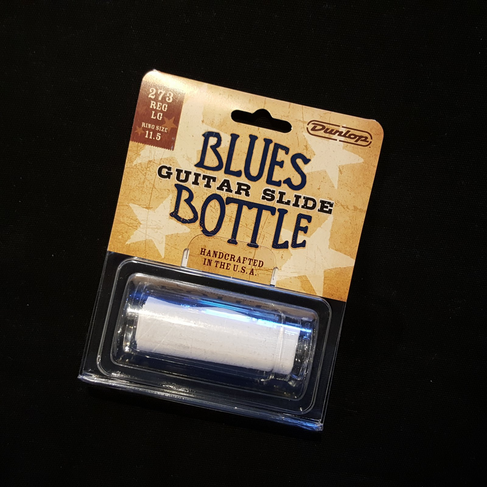 Dunlop 273 Blues Bottle Slide Size 11.5