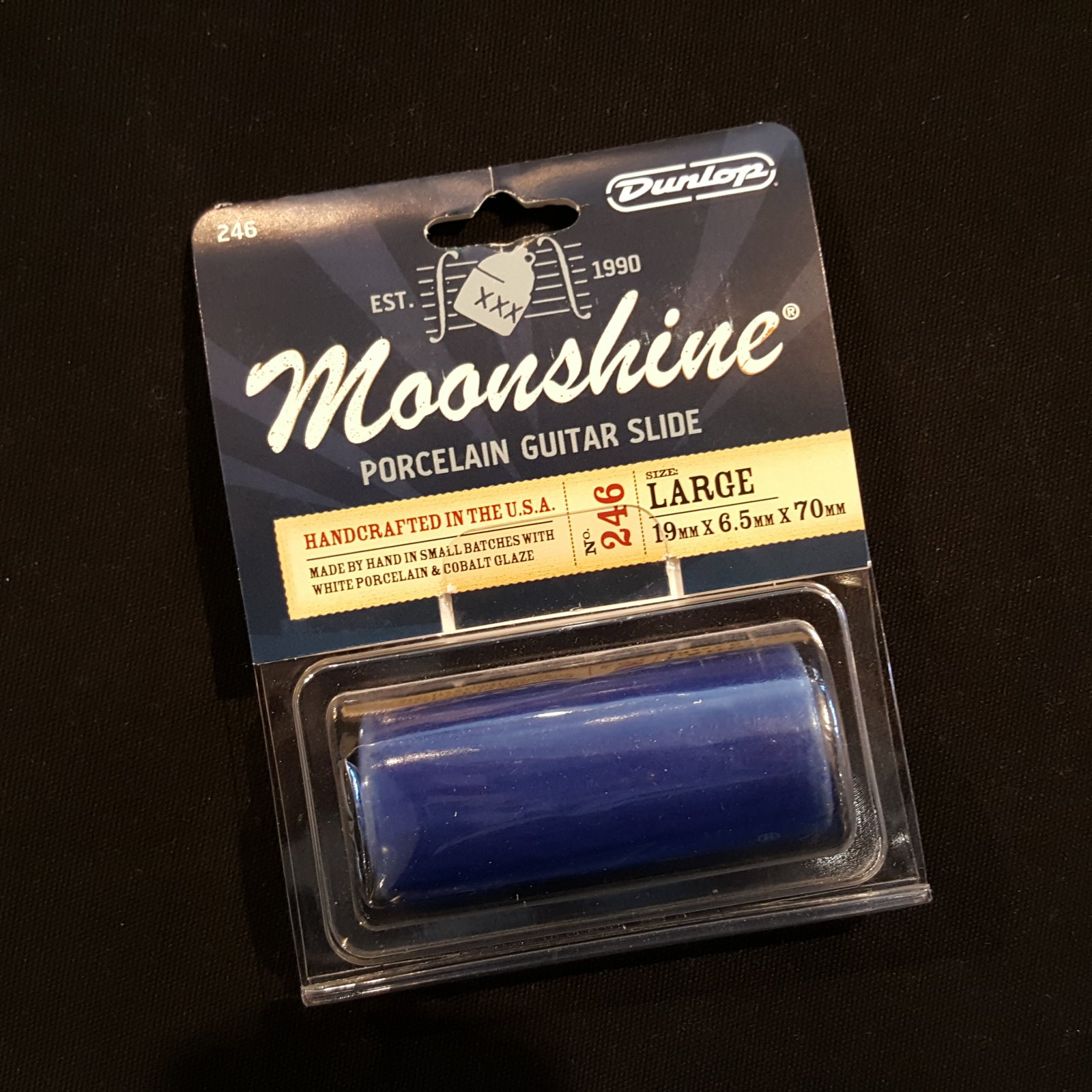 Dunlop 246 Moonshine Slide Medium Thick Wall
