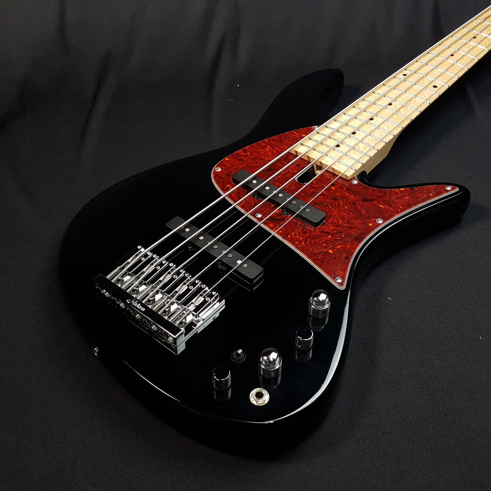 Fodera Emperor 5 J Standard Classic Gloss Black