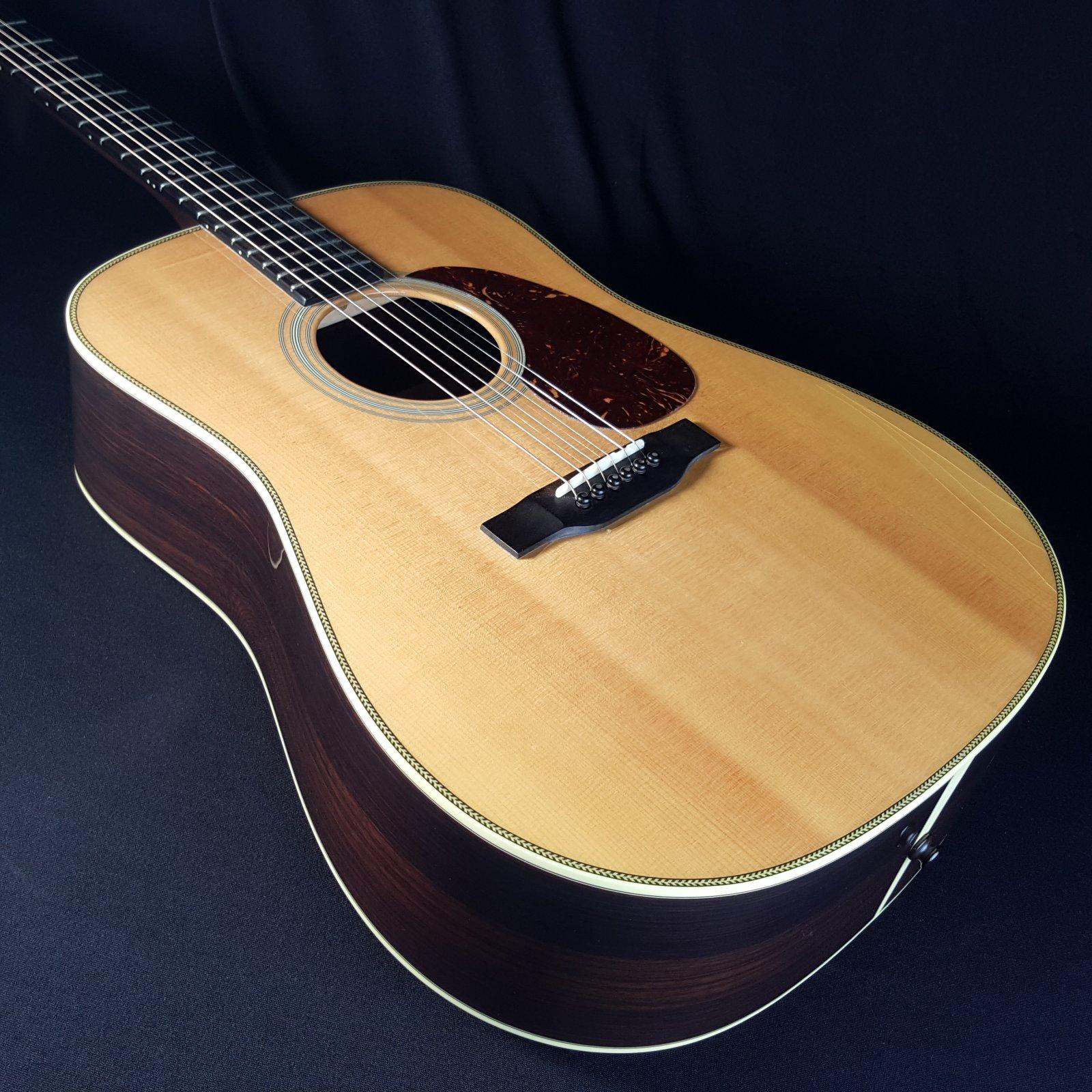 Used Eastman E8D Dreadnought Acoustic Guitar w/case