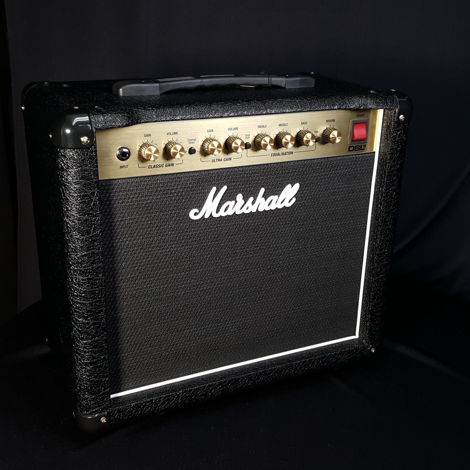 Marshall DSL5C 5 Watt All Tube 12 Guitar Amp Combo