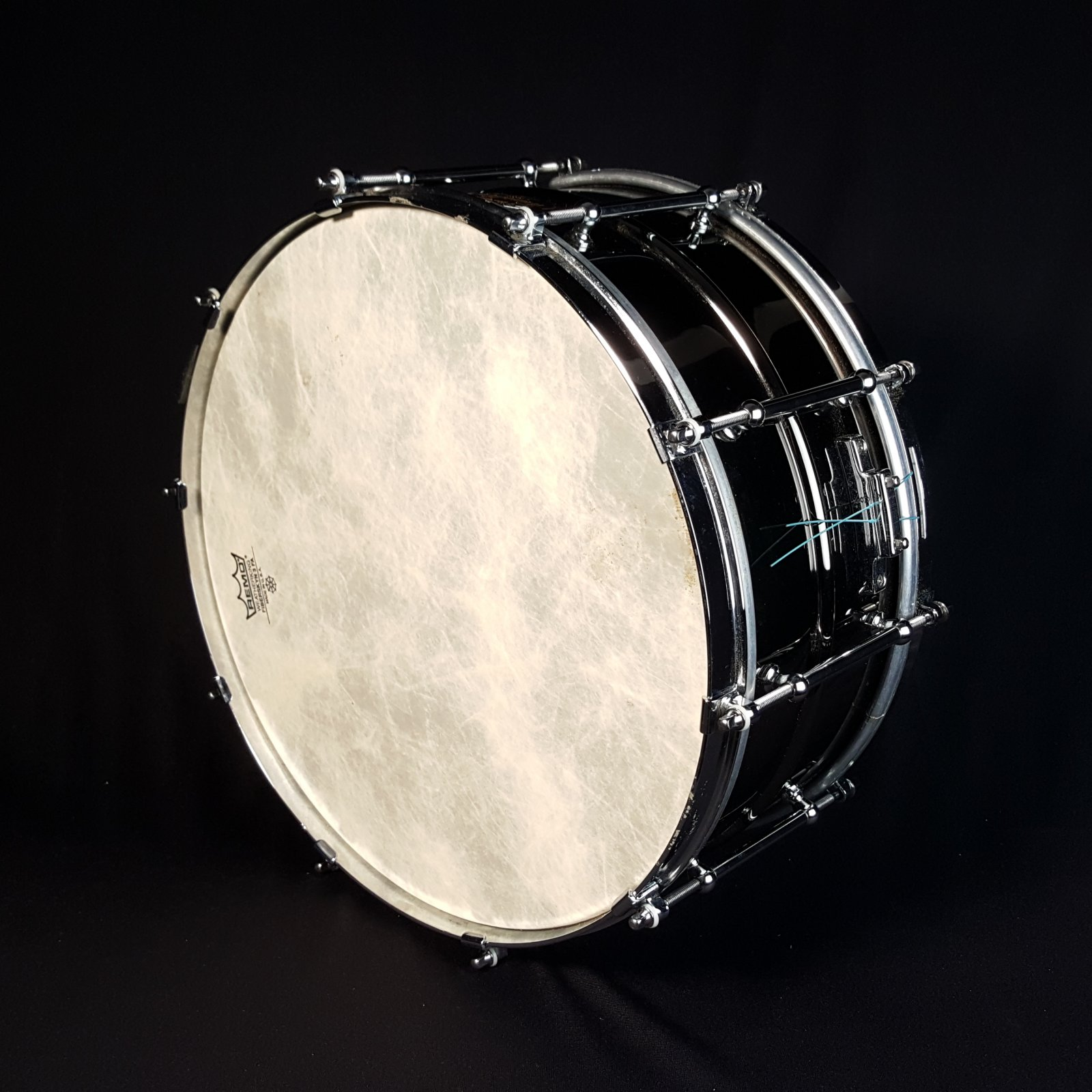 USED Vintage World Max Black Hawg 6.5 x 14 Snare Drum