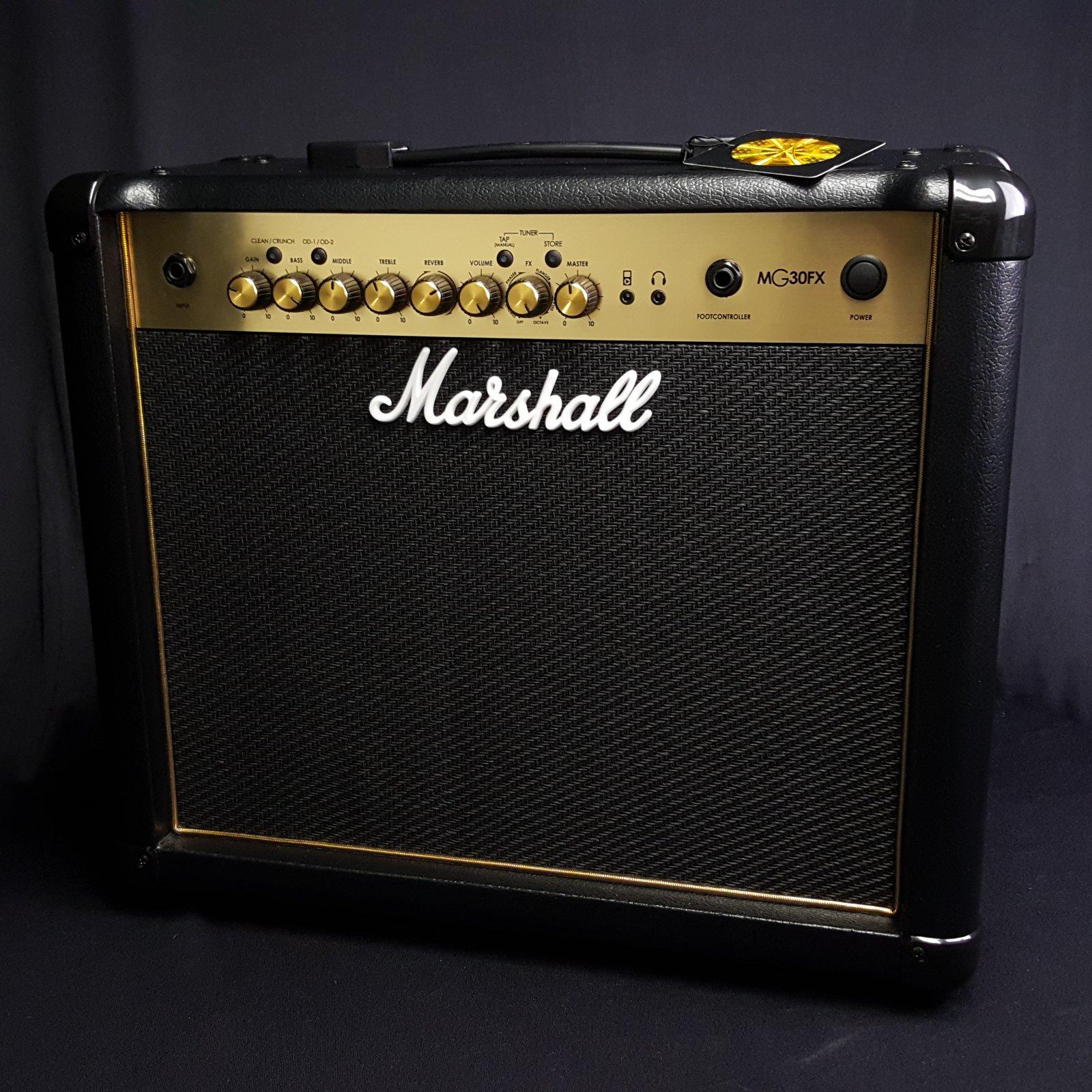 Marshall MG30FX 1 x 10 Combo Guitar Amplifier