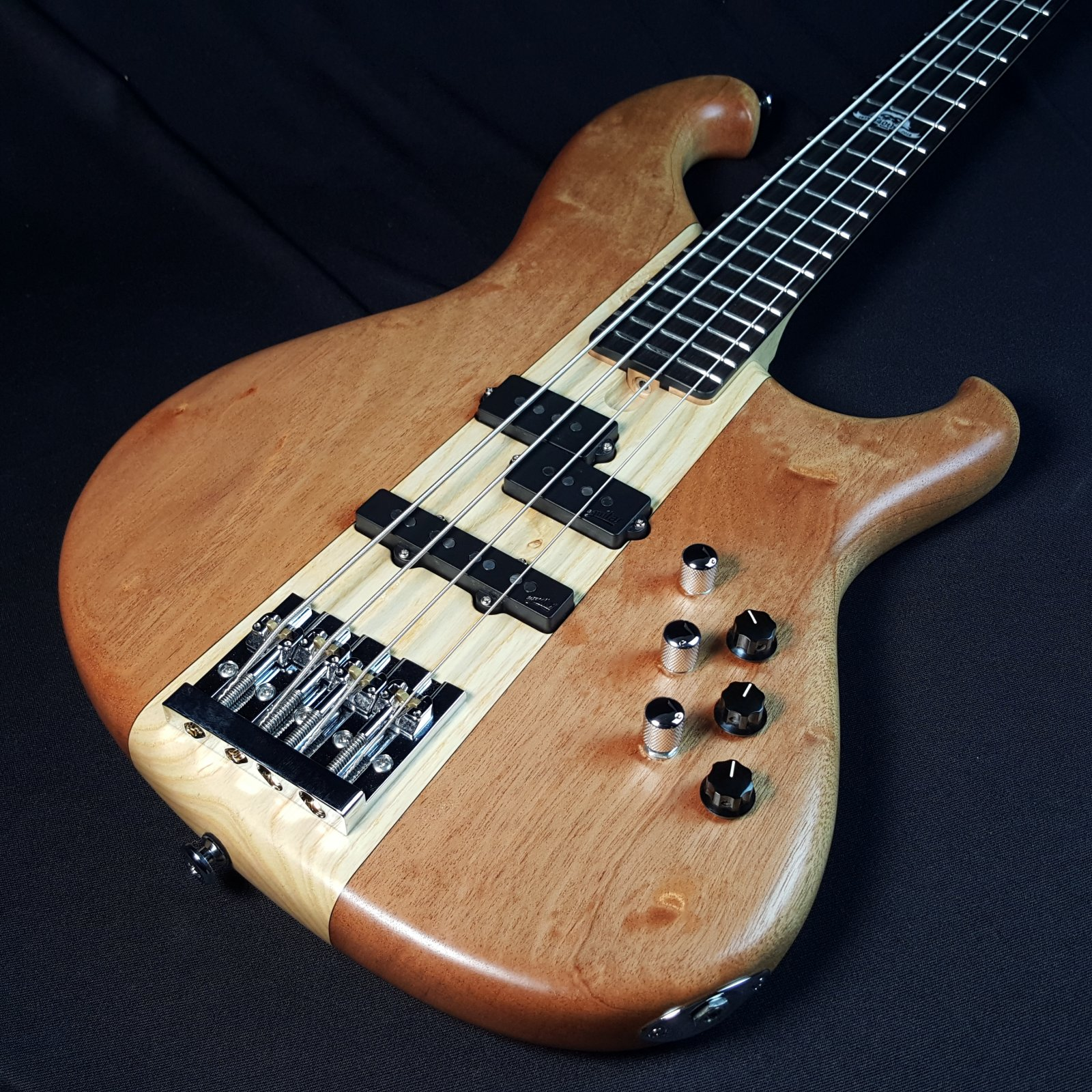 F Bass 40th Anniversary PJ Bass #6 with Bag