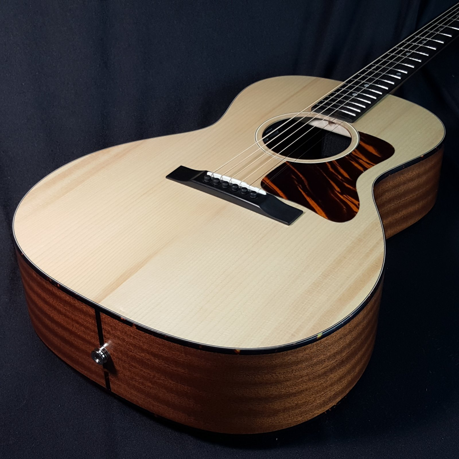 Eastman E1OOSS-LTD Acoustic Electric Limited 113/250 with Gig Bag