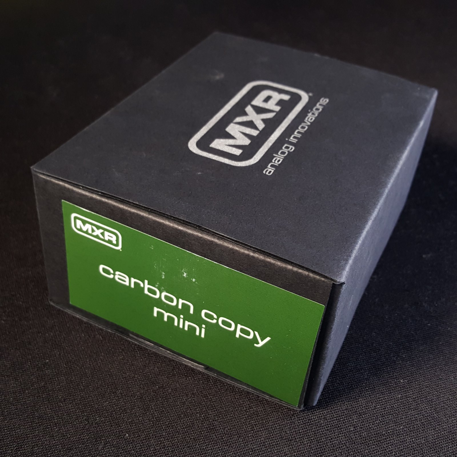 MXR M292 Carbon Copy Deluxe Delay Effects Pedal