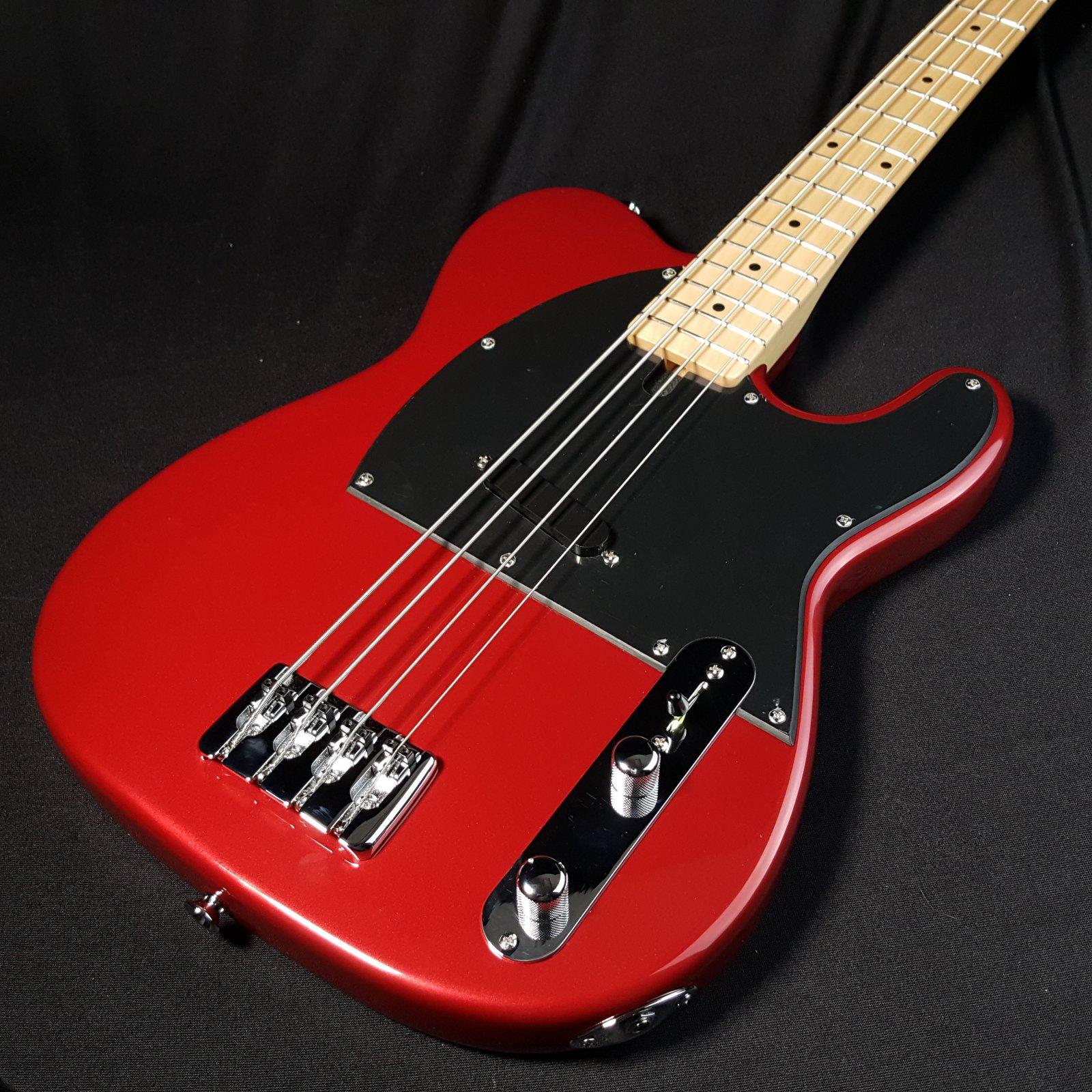 2019 Maruszczyk Mr. Tee Solid Body Electric Bass w/ Maruszczyk Gig Bag 8lb 4oz