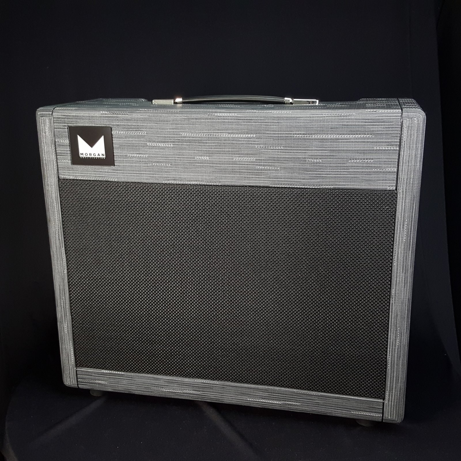 Used Morgan SW22R 22W Guitar Combo Amp w/Cover 2016