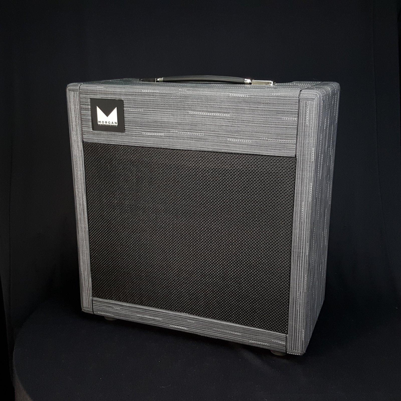 Used Morgan MVP23 23W Guitar Combo Amp w/Cover 2017