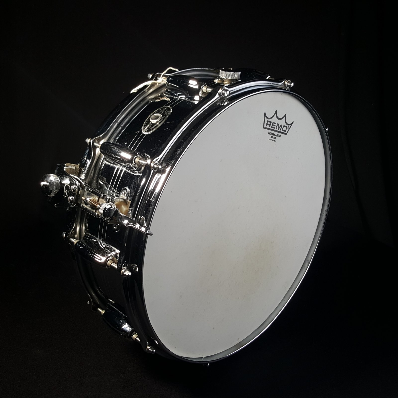 Used Slingerland 5x14 Super Sound King Snare Drum