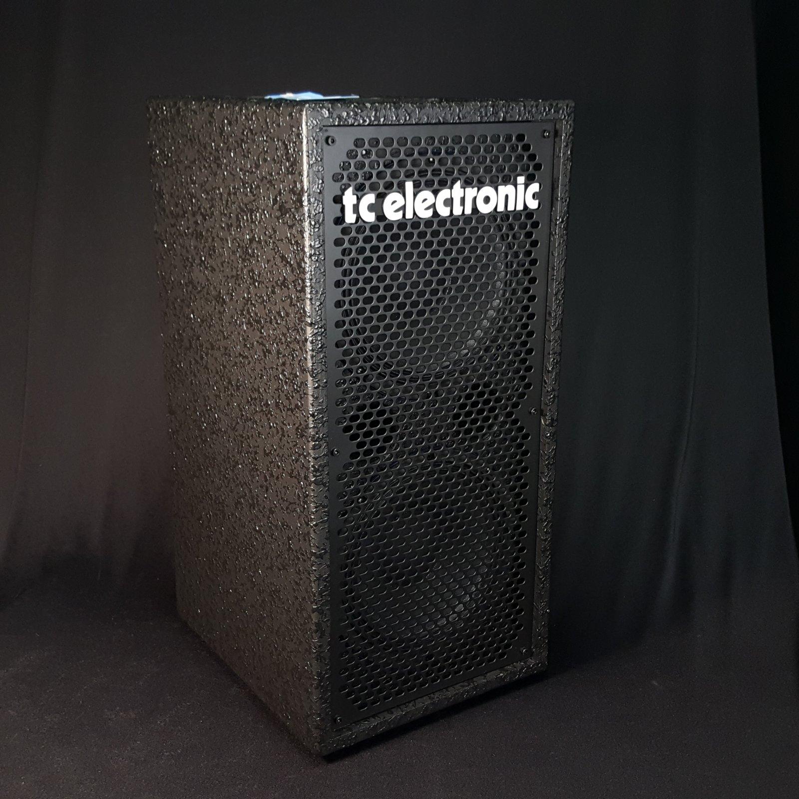 TC Electronic BC208 2x8 200-Watt Bass Cabinet