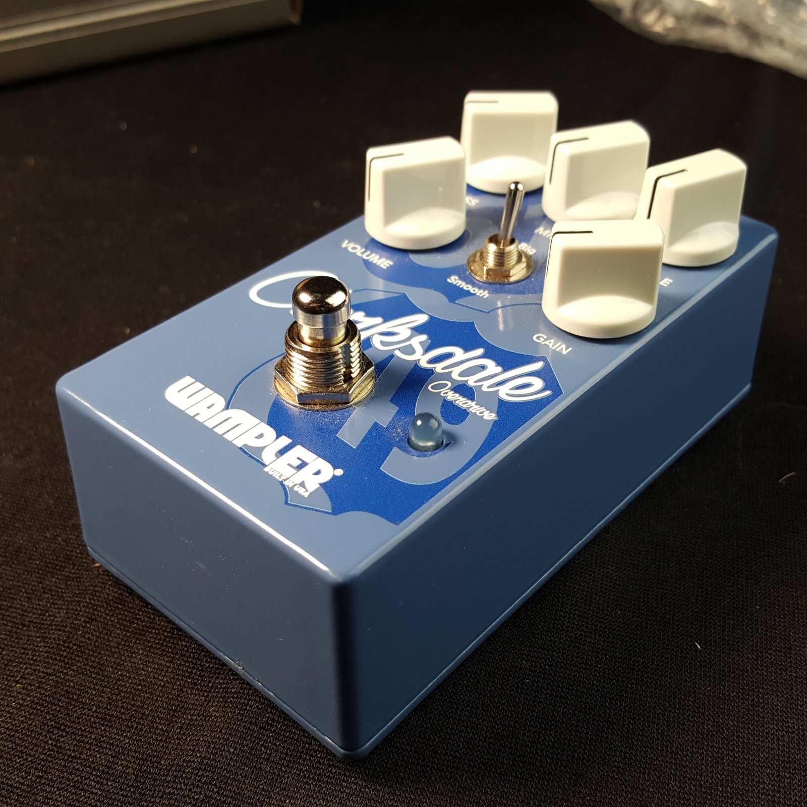 USED Wampler Clarksdale Overdrive Pedal