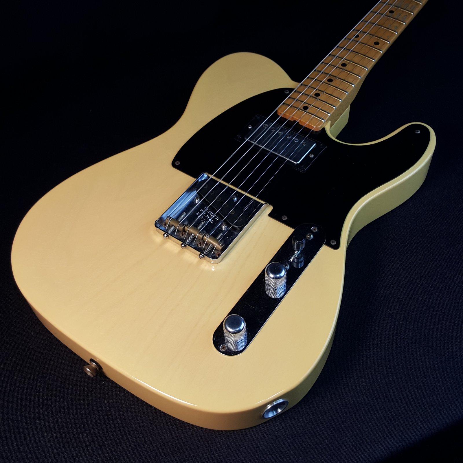 USED Fender Custom Shop 1952 Telecaster Closet Classic w/Humbucker Relic'd w/Original Case