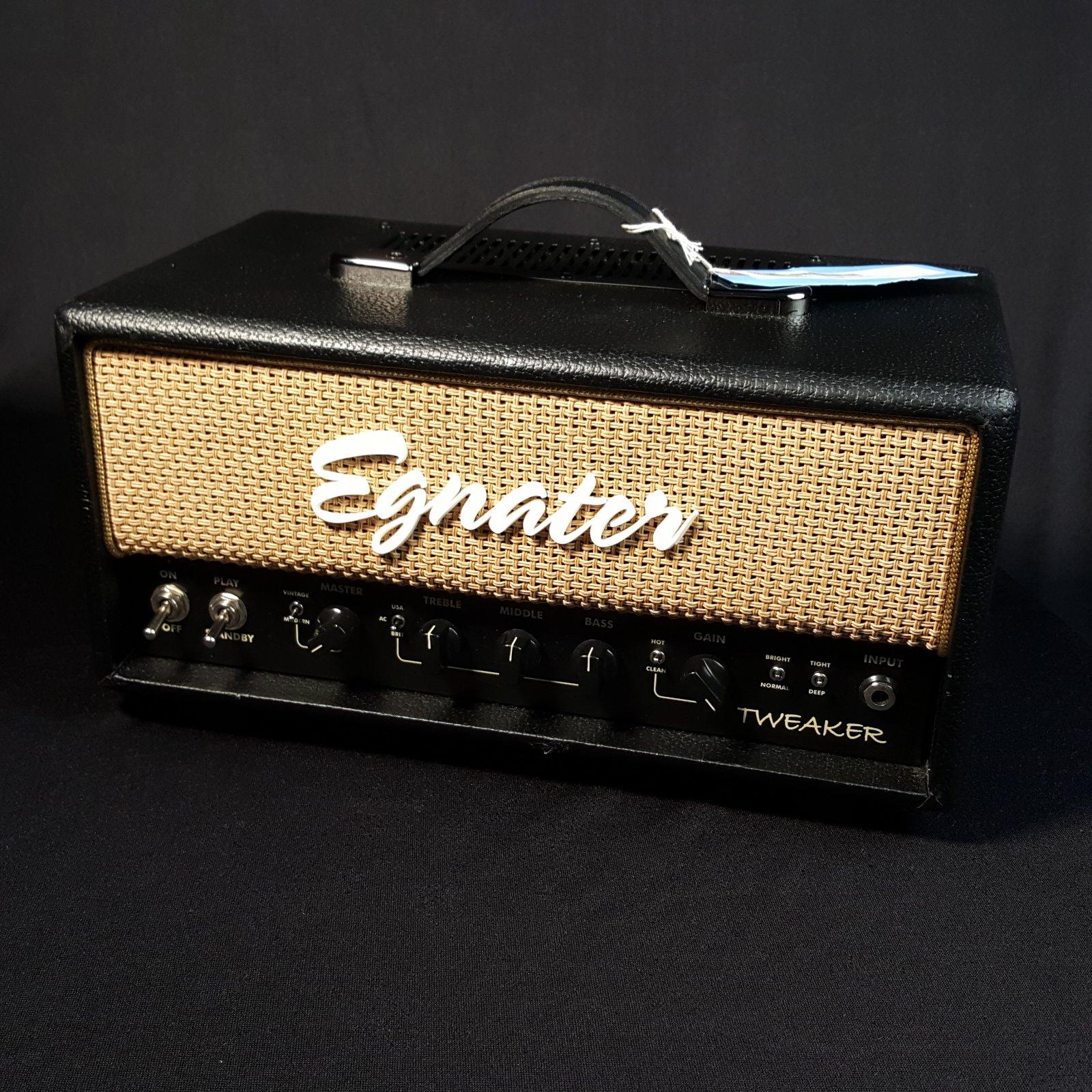 Used Egnater Tweaker 15 Watt Electric Guitar Head