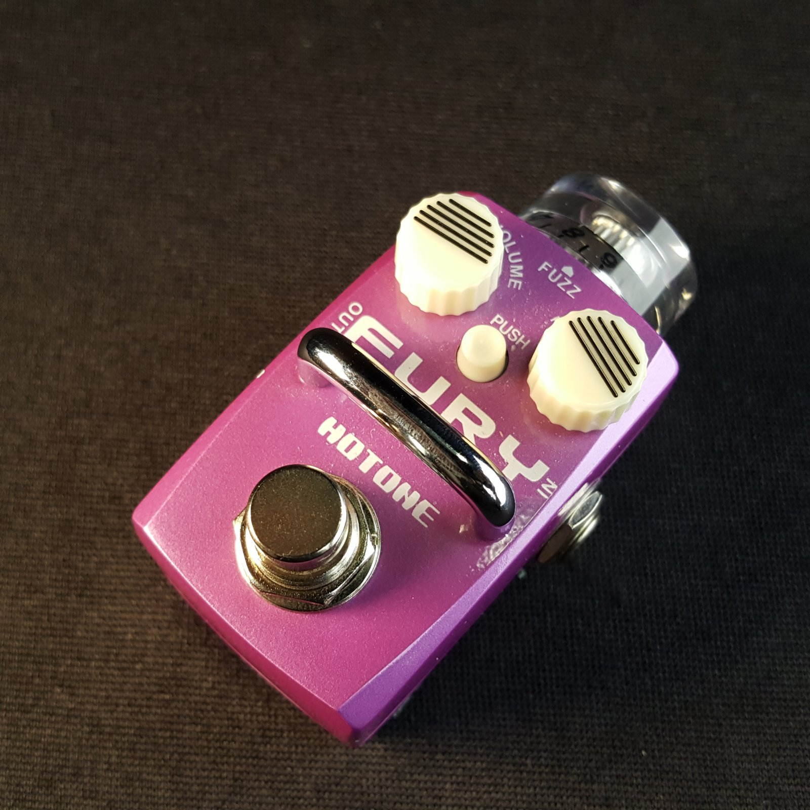 Used Hotone Fury Fuzz Effects Pedal