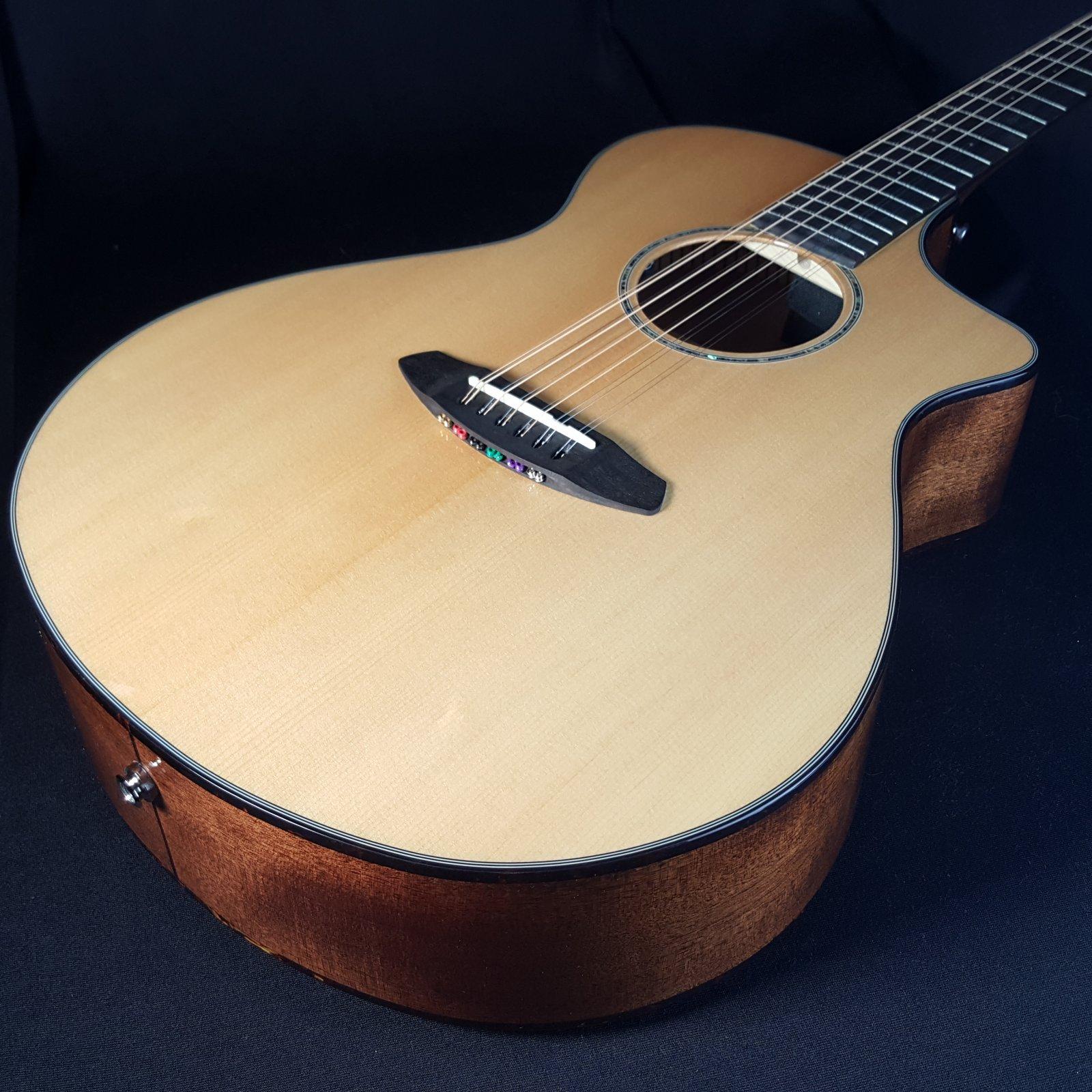 Breedlove Pursuit Concert CE 12-string Acoustic Guitar with Bag