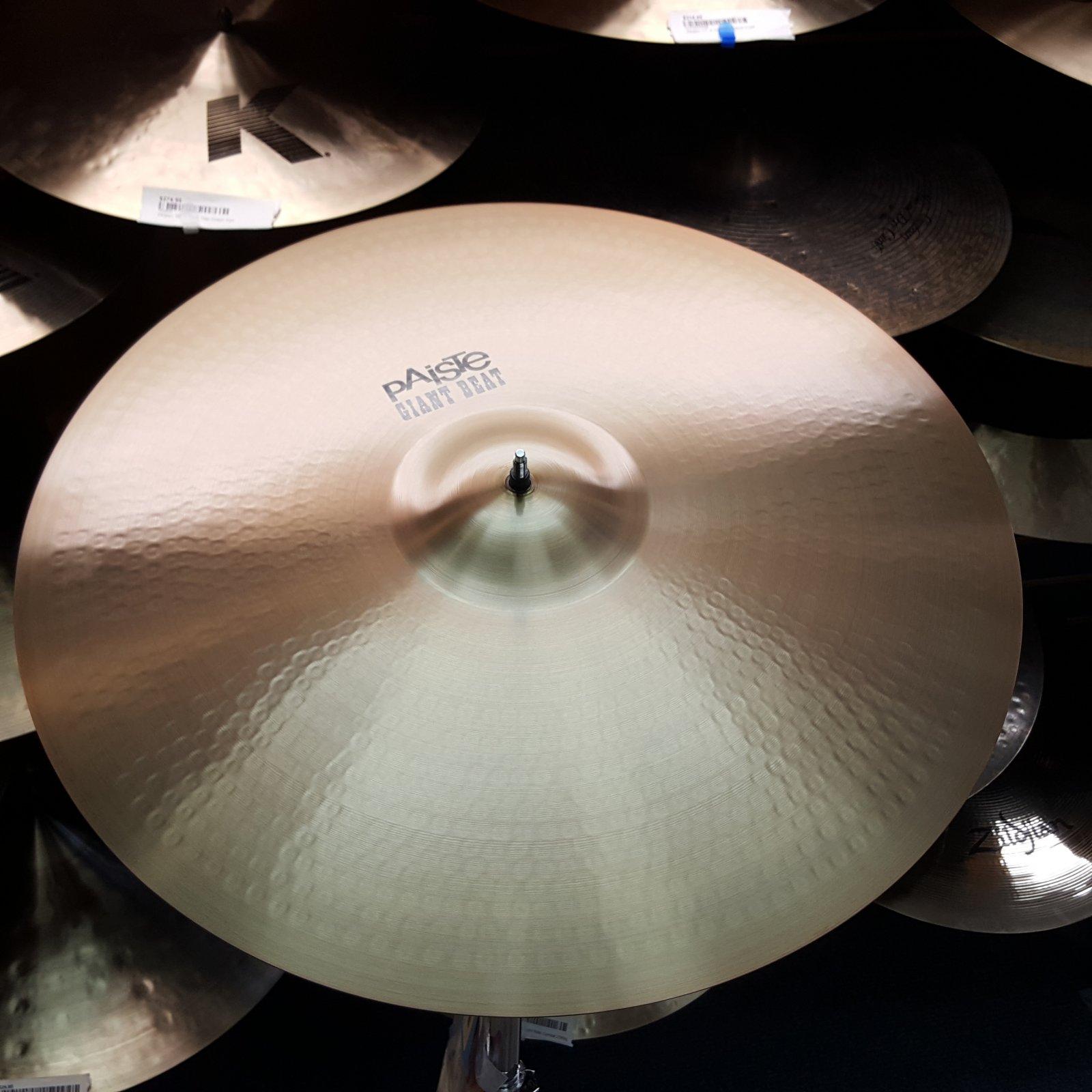 Paiste 22 Giant Beat Cymbal