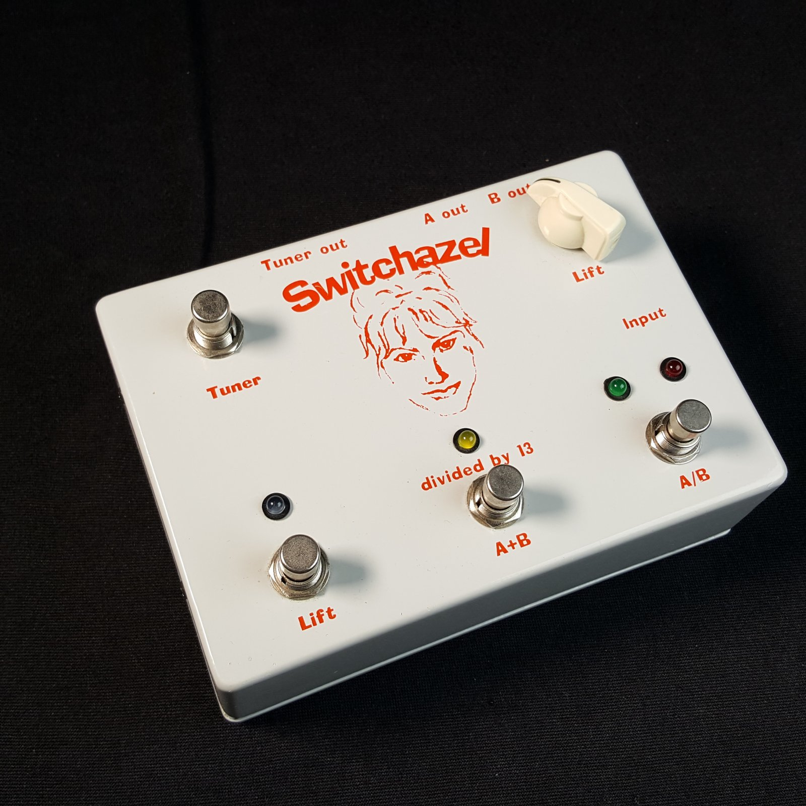 Used Divided By 13 Switchazel A/B A+B Box