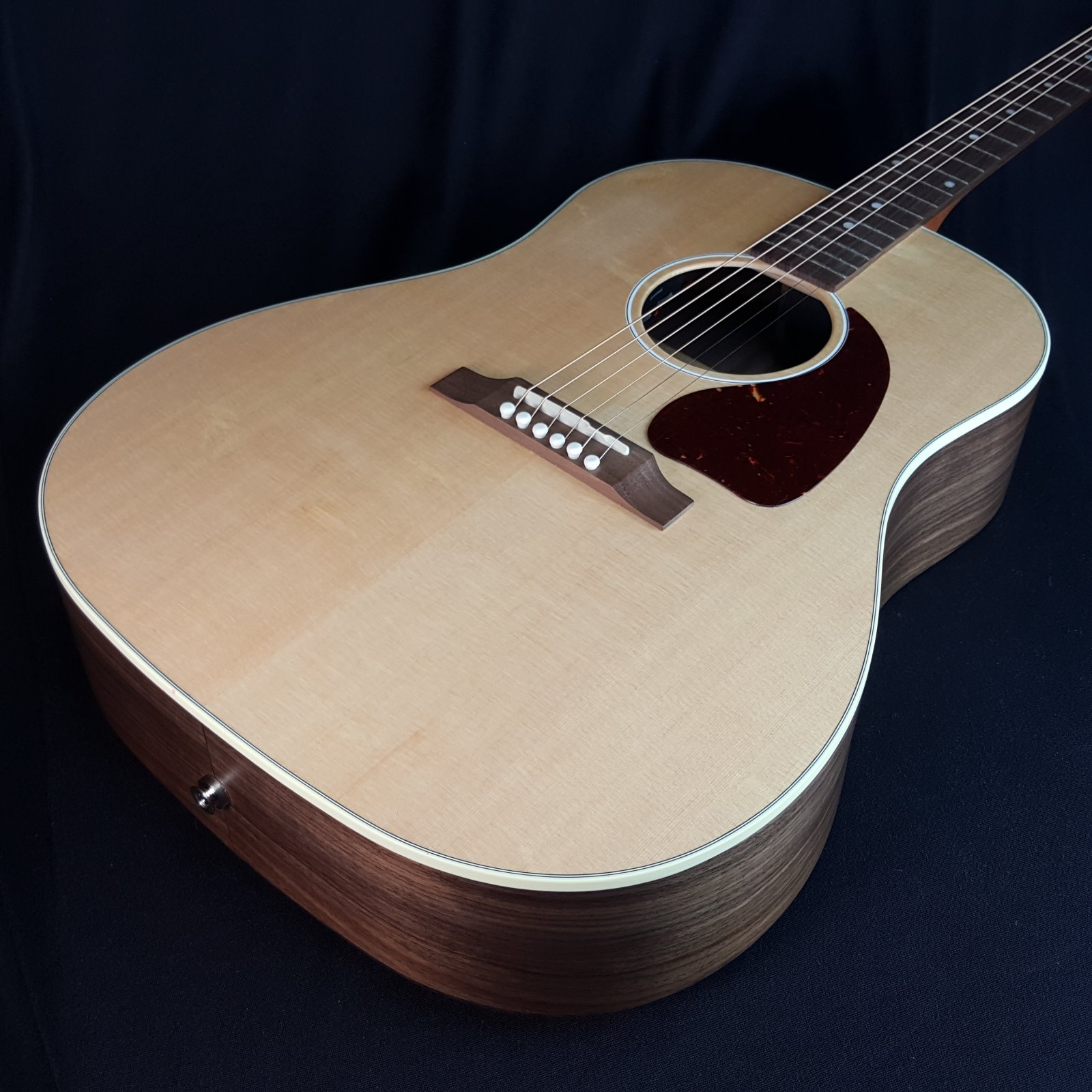 Gibson G-45 Studio Electric Acoustic Guitar Natural with Case