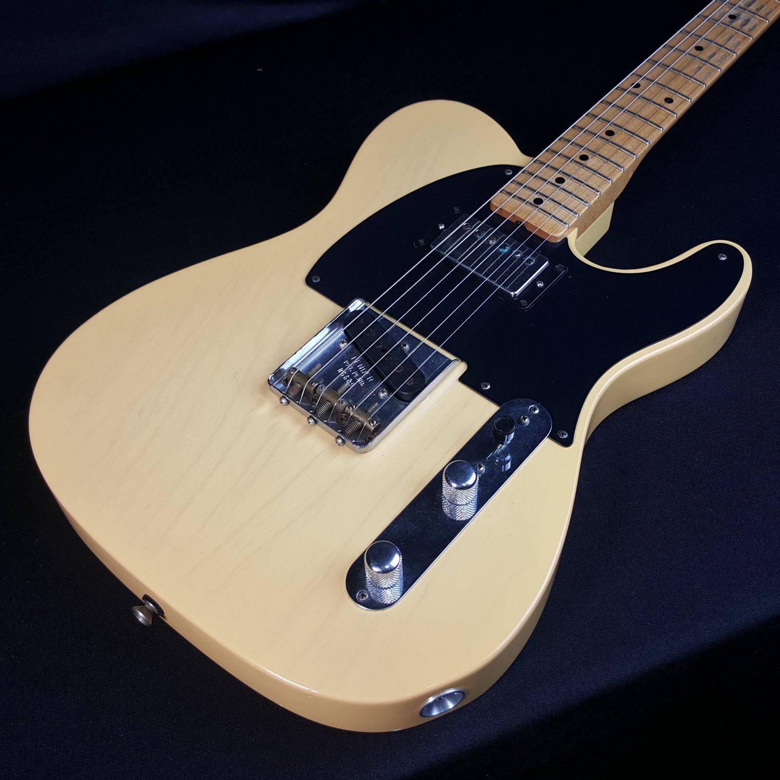 USED Fender Custom Shop 1952 Telecaster Relic w/Hard Case