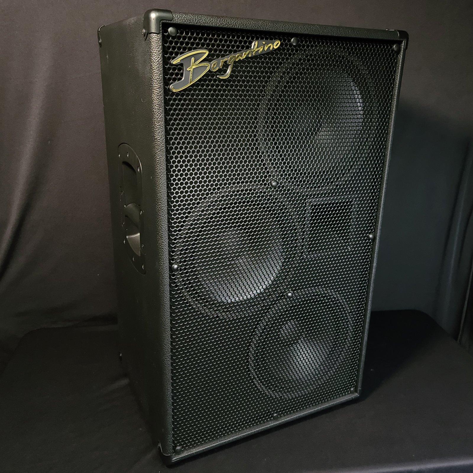 Bergantino Demo HG410 Bass Cabinet +/-47 pounds. 1 speaker in rear