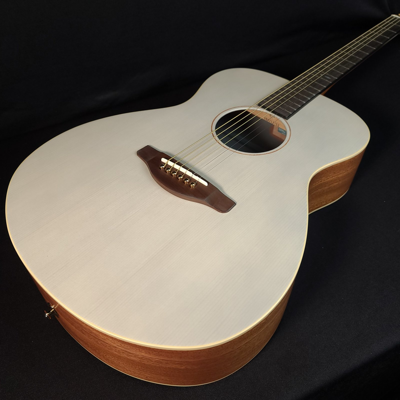 Yamaha Storia 1 Acoustic Electric Guitar Solid Top