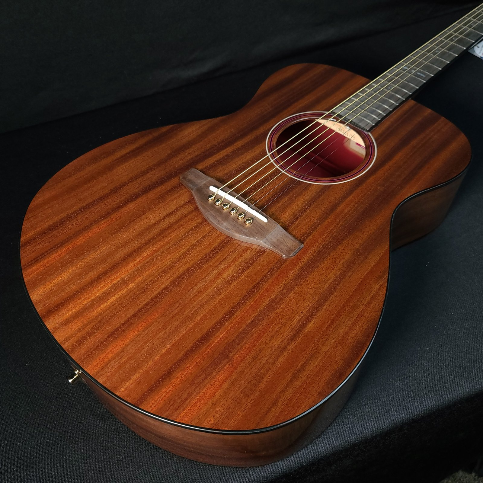Yamaha Storia III Acoustic Electric Guitar Solid Top
