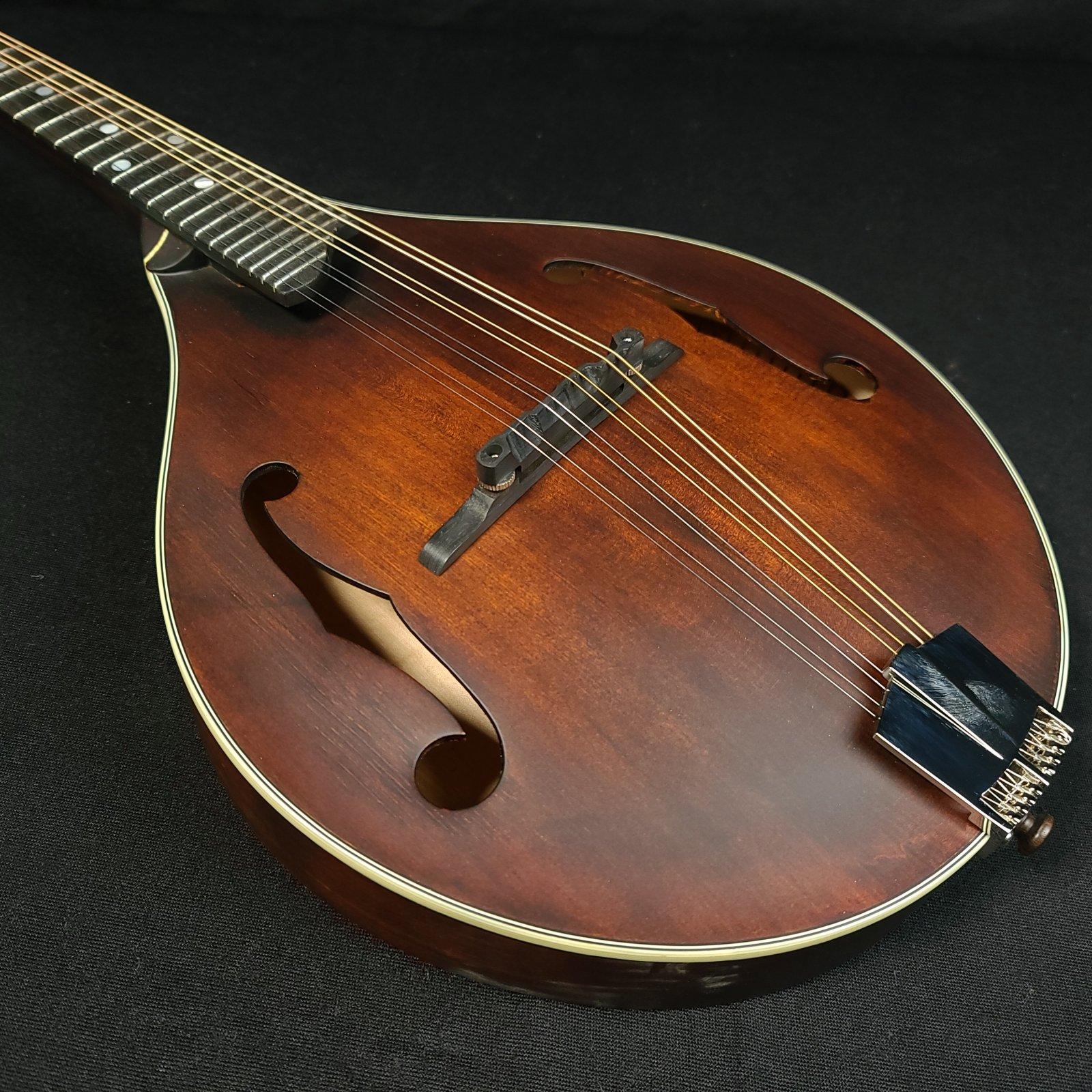 Eastman MD305 Lefty Left Handed A Style Mandolin w/Gig Bag