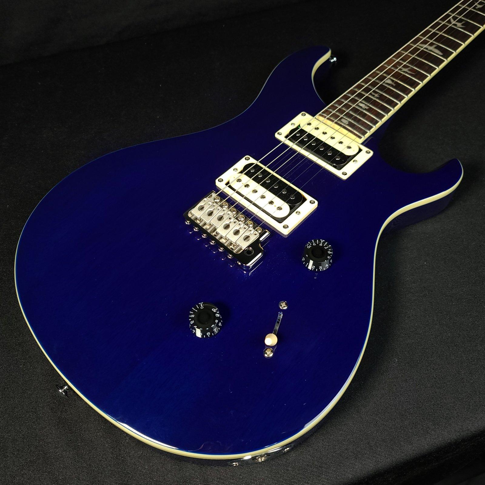 Paul Reed Smith PRS SE Standard 24 Translucent Blue