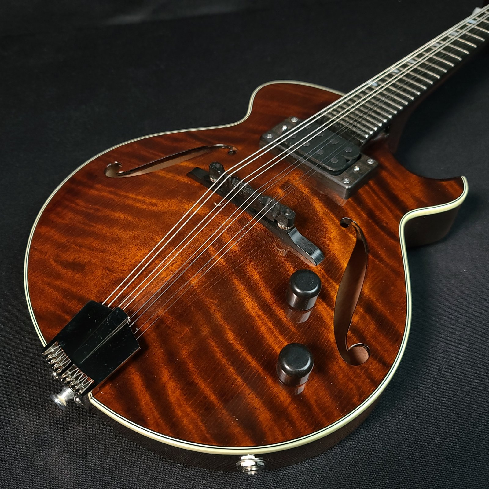 Eastman ER-M El Rey Acoustic Electric Mandolin w/Hardshell Case