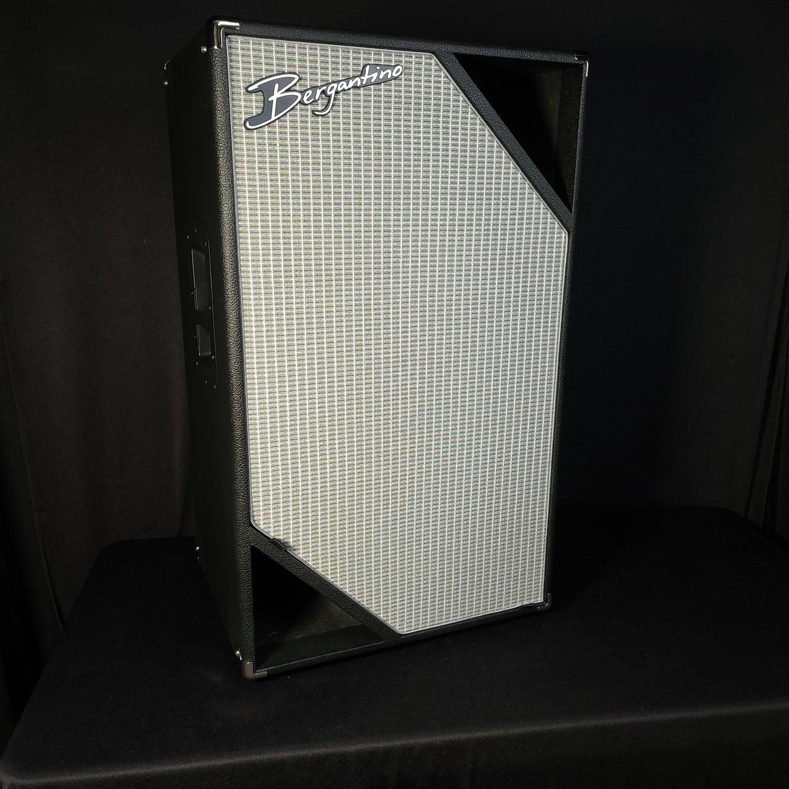 Bergantino NXV212 NXV Series 2-12 Bass Speaker Cabinet