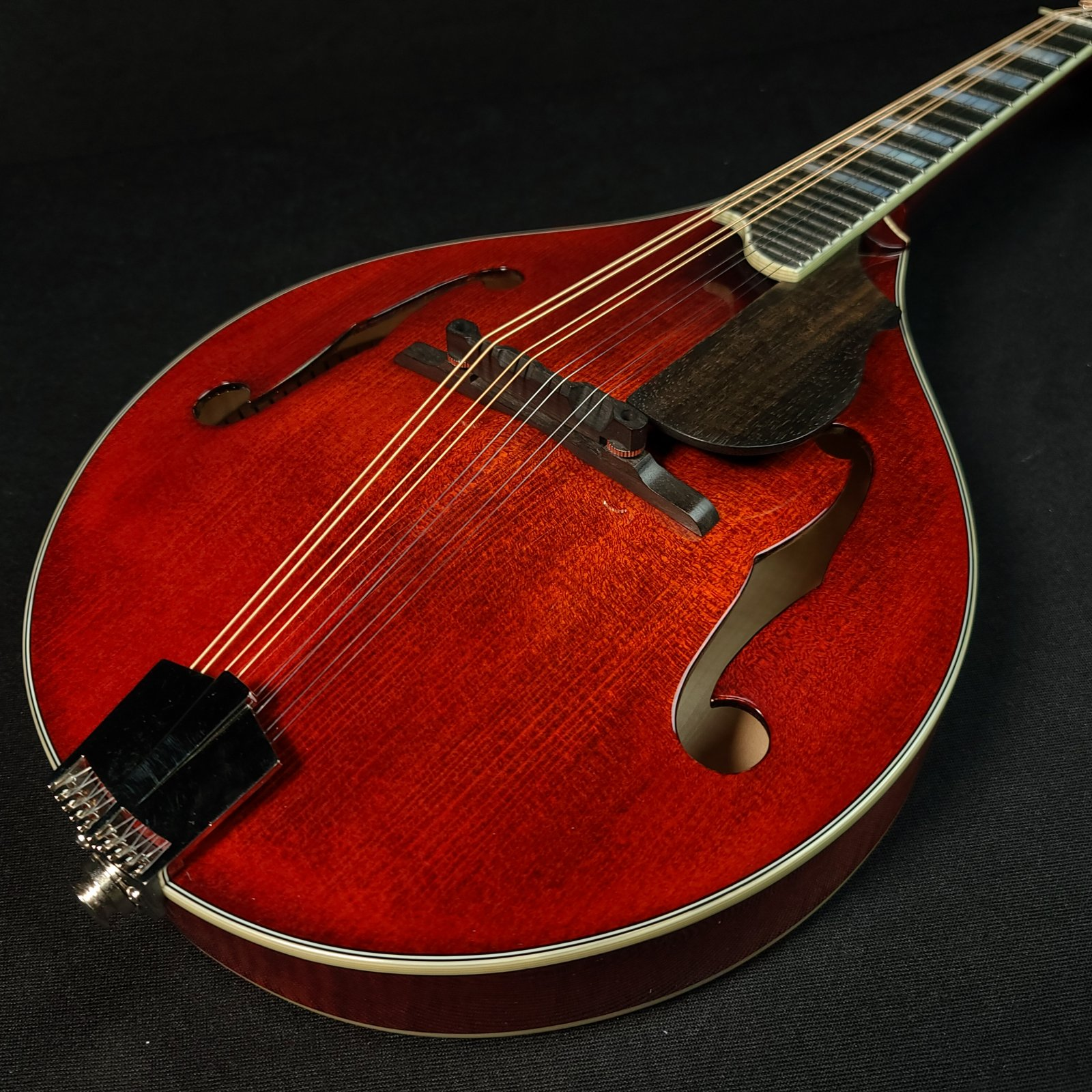 Eastman MD605 A Style Electric Mandolin Classic Finish with Case