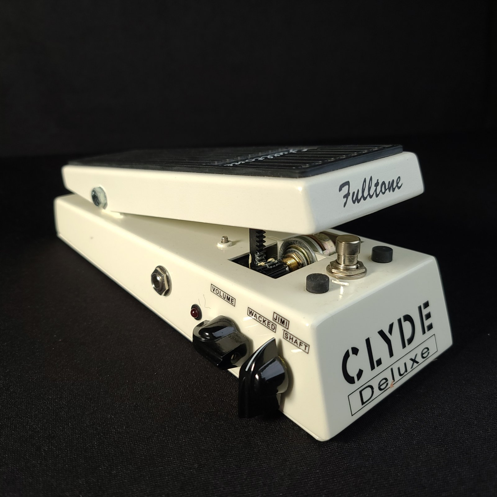 Used Fulltone Clyde Deluxe Wah Pedal