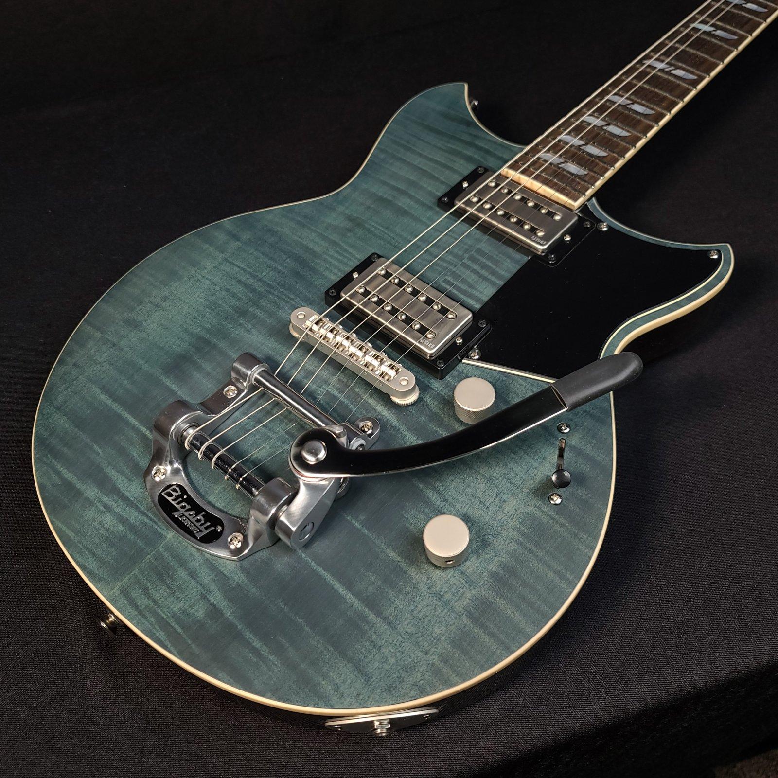Yamaha Revstar RS720B Electric Guitar Vintage Japanese Denim w/ Gig Bag