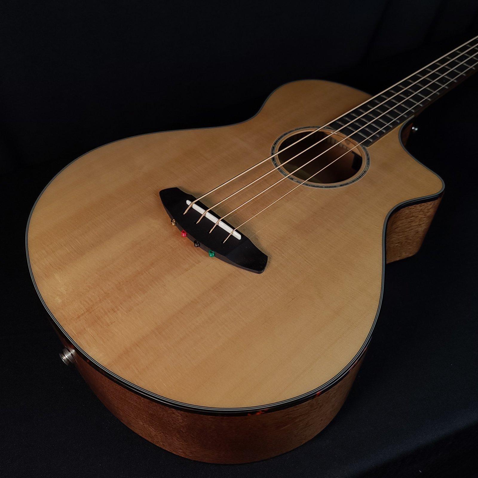 Breedlove Pursuit Concert Bass Cutaway Acoustic Electric w/ Gig Bag