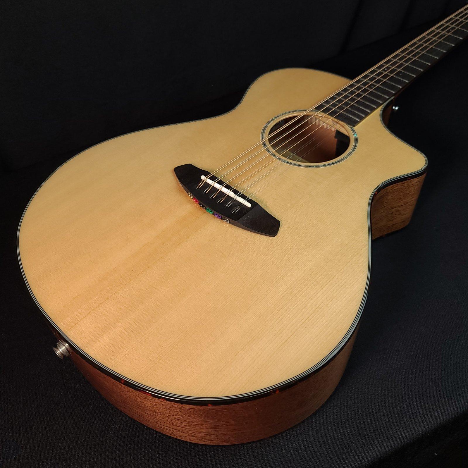 Breedlove Pursuit Concert 12-String Cutaway Acoustic Electric Guitar