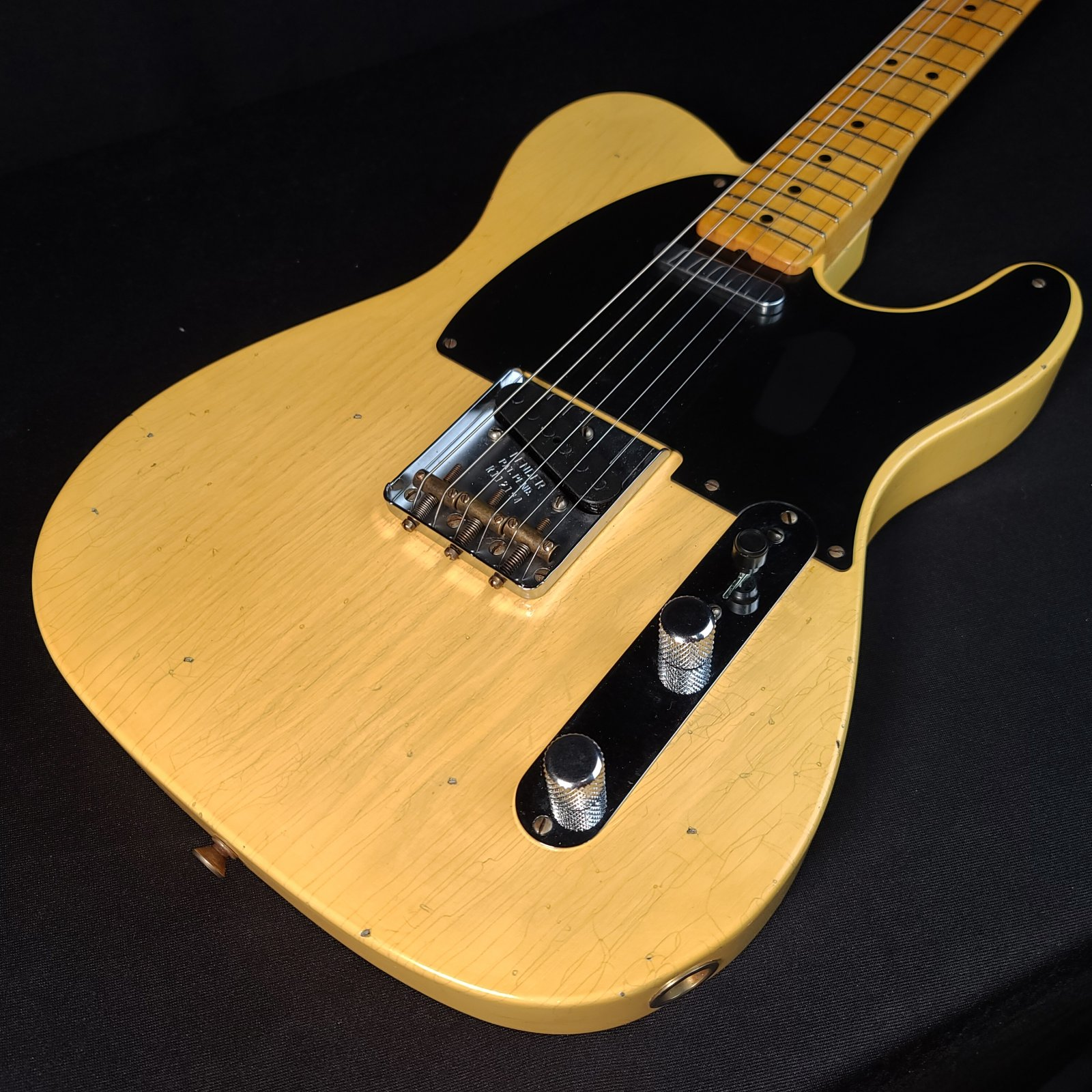 Used Fender Custom Shop Limited Edition 70th Anniversary Broadcaster Relic