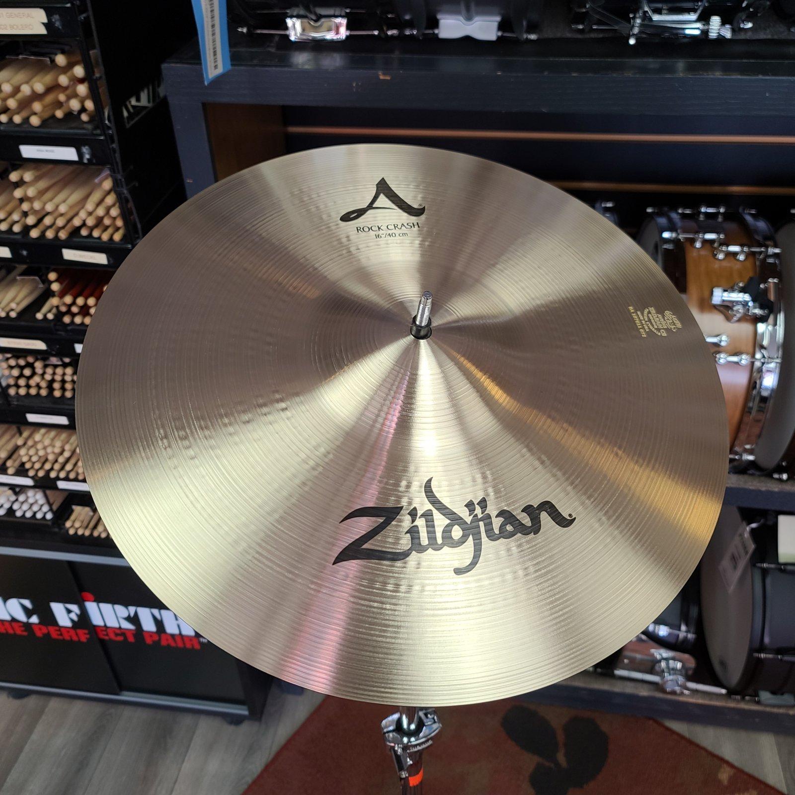 Zildjian 16 A Rock Crash Cymbal 1220g