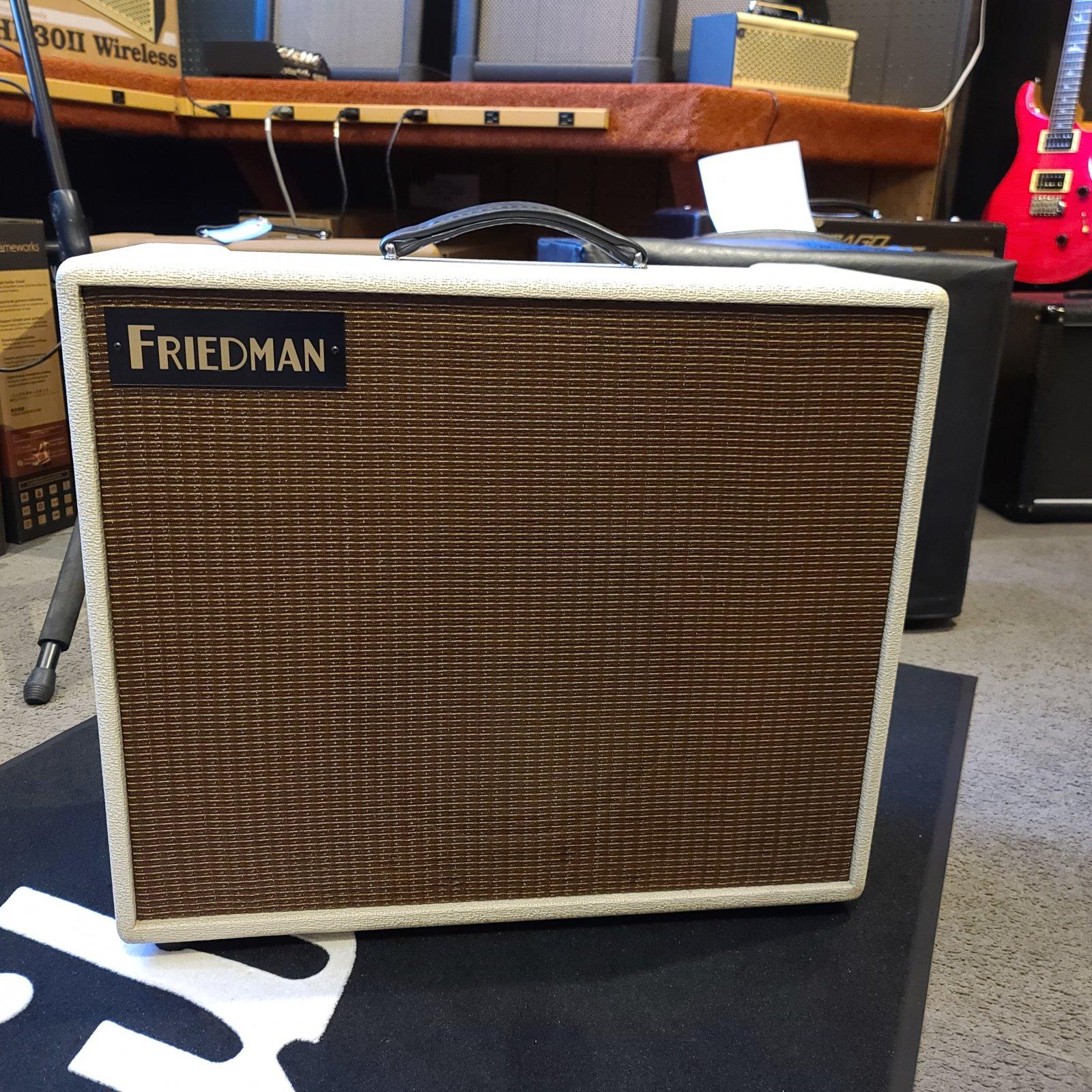 Friedman Buxom Betty Combo Amplifier w/Cover