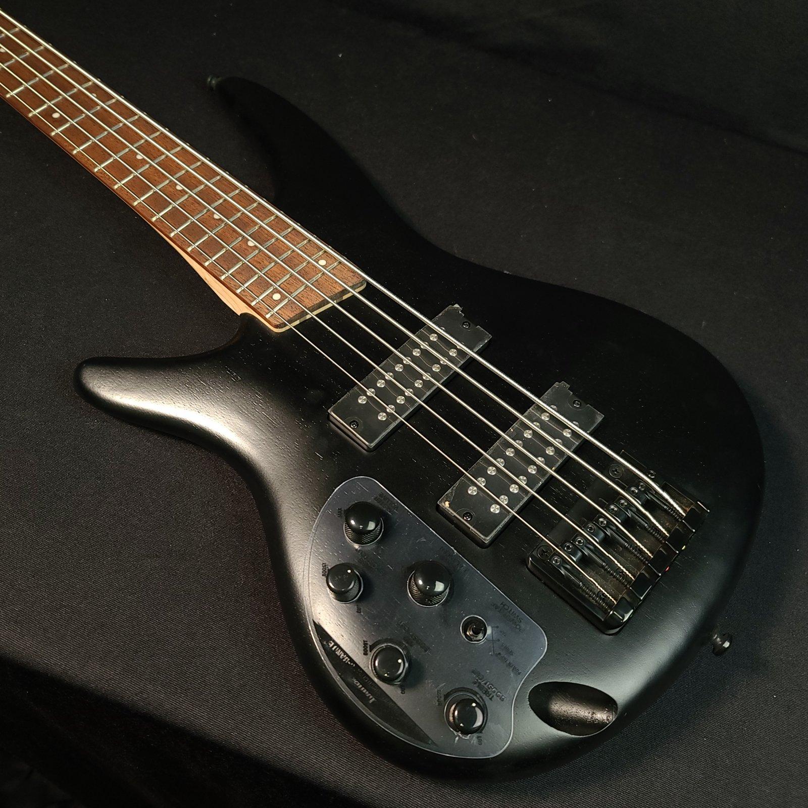 Ibanez SR305EBLWK Left-Handed 5-String Bass