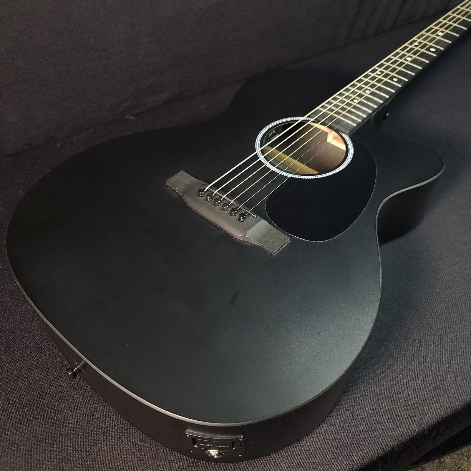 Used Martin X Series Special Electric Acoustic Guitar With Bag