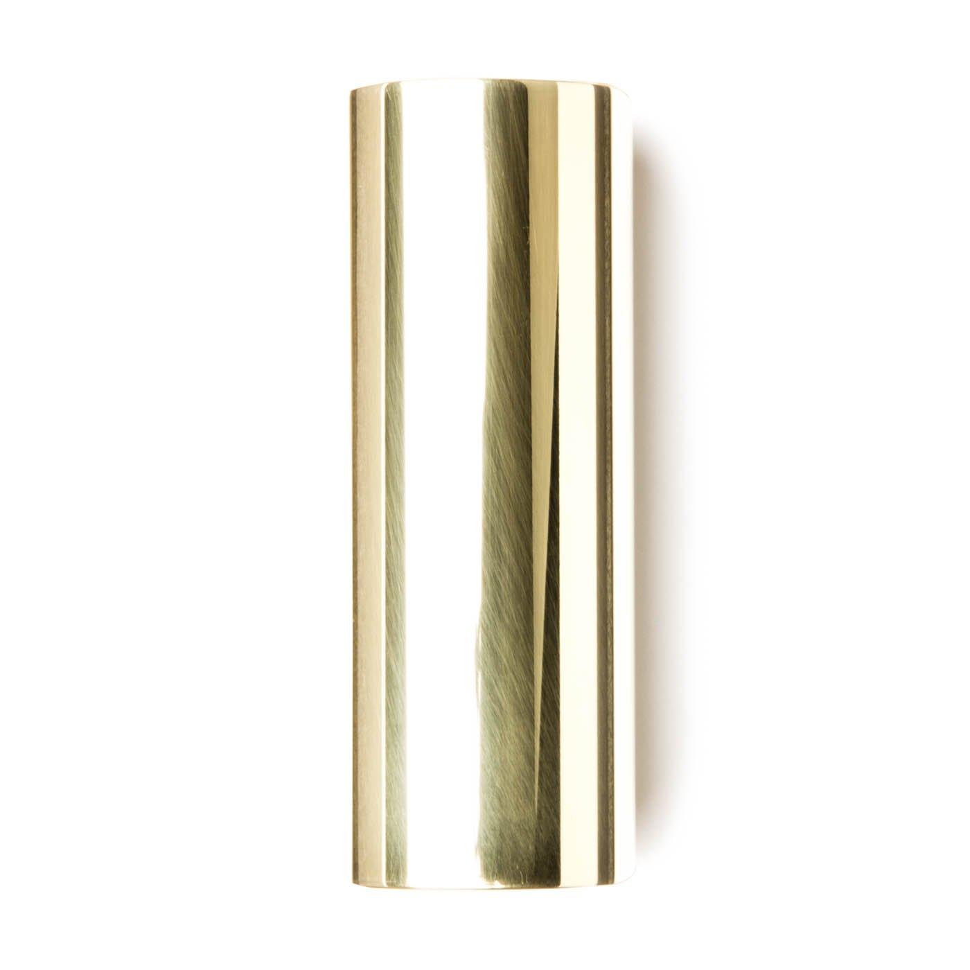 Dunlop 222 Brass Slide Size 9