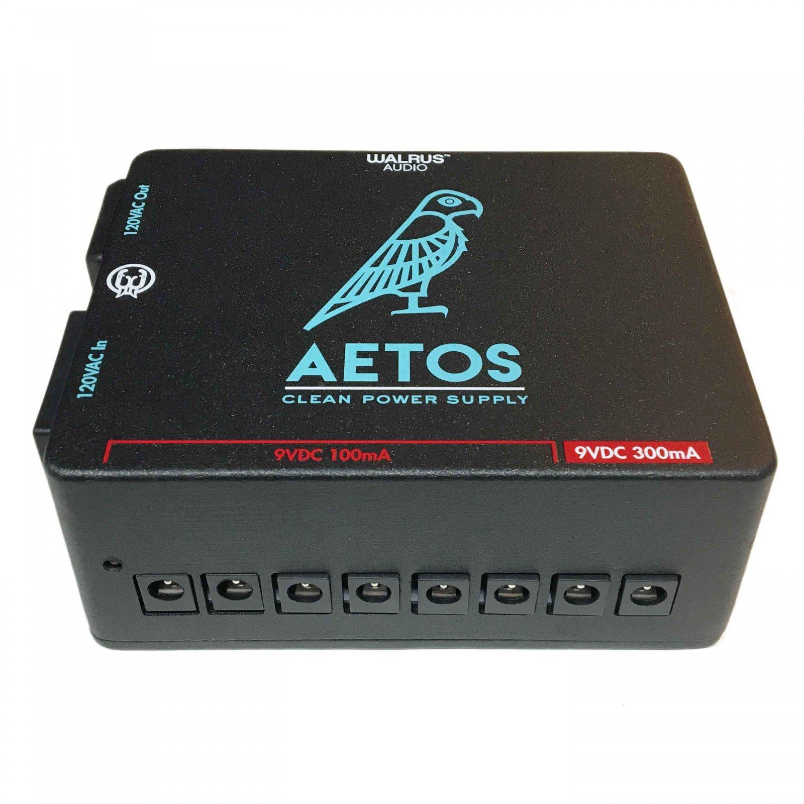 Walrus Audio Aetos Power Supply V2 120v (8-Output)