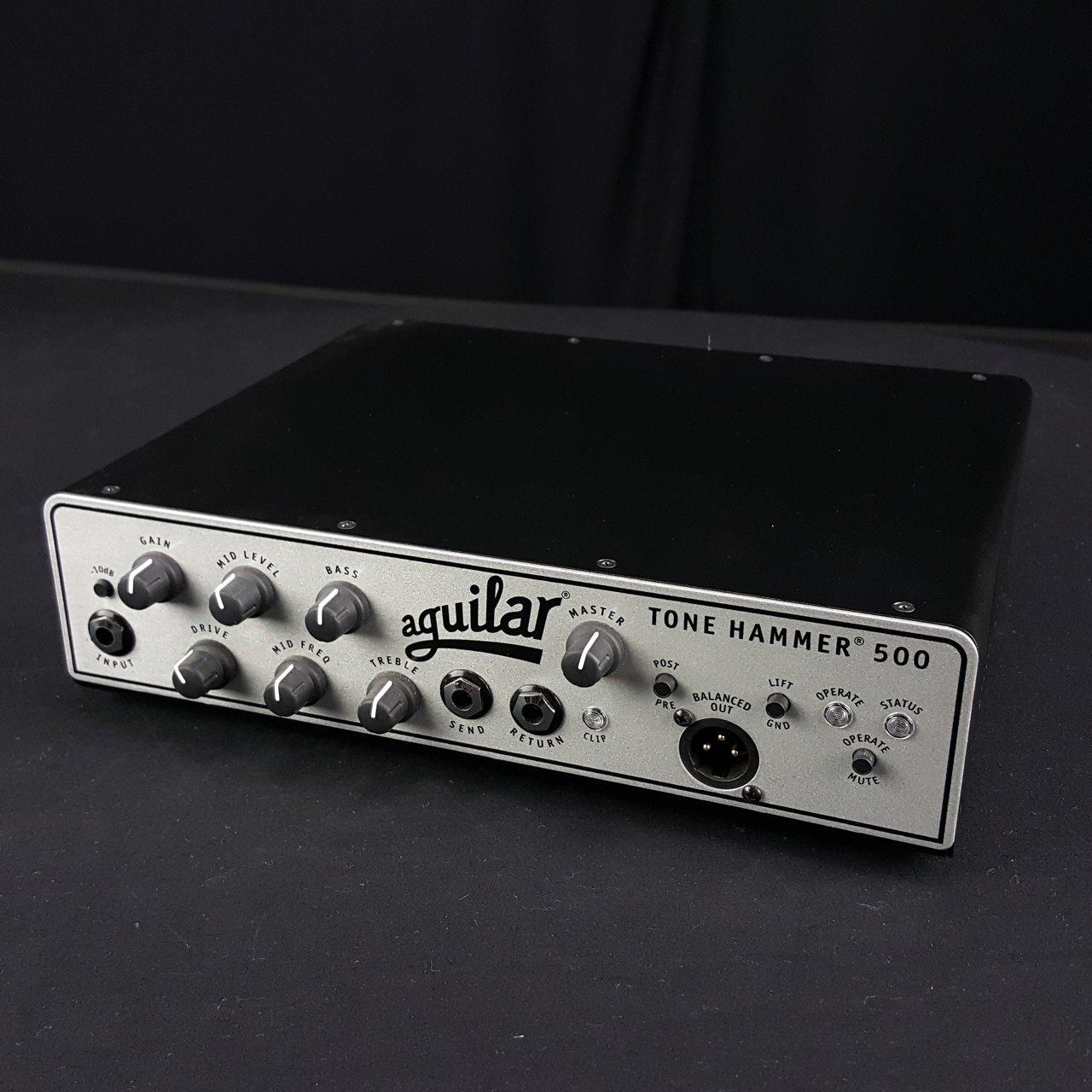 Aguilar Tone Hammer 500 Bass Head